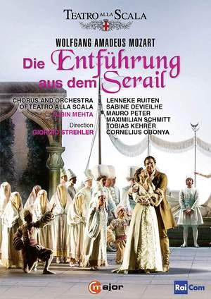 Mozart: Die Entführung aus dem Serail Product Image
