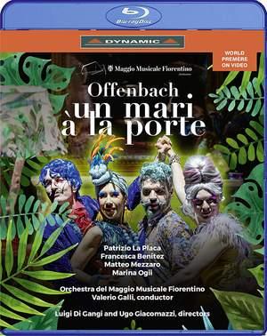 Offenbach: Un mari à la porte Product Image