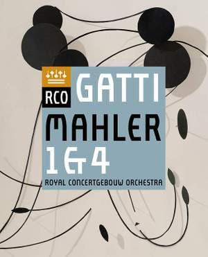 Mahler: Symphony Nos. 1 & 4
