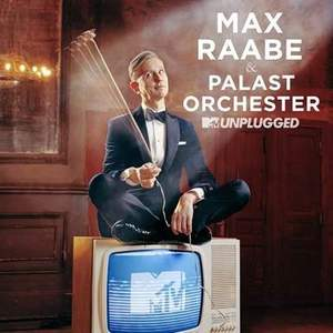 Max Raabe & Palast Orchester - MTV Unplugged - Vinyl Edition