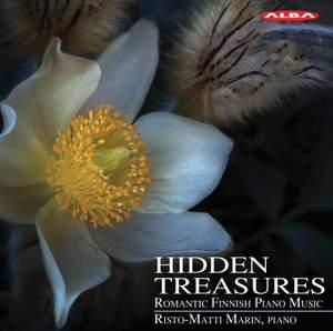 Hidden Treasures: Romantic Finnish Piano Music Product Image