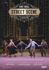 Kurt Weill: Street Scene (DVD)
