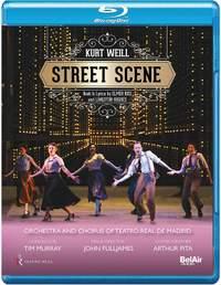 Kurt Weill: Street Scene (Blu-ray)