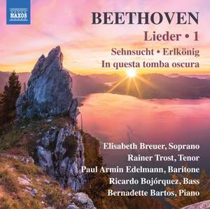 Beethoven: Lieder, Vol. 1 Product Image