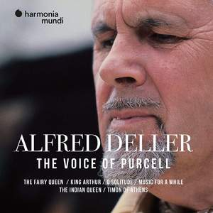 Alfred Deller: The Voice of Purcell