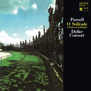 Purcell: O Solitude - Vinyl Edition