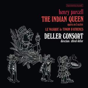 Purcell: The Indian Queen - Vinyl Edition