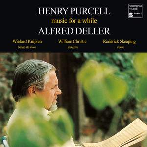 Purcell: Music for a while - Vinyl Edition