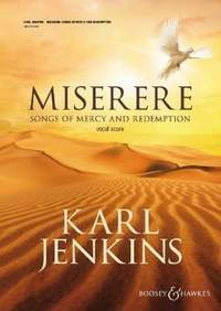 Jenkins, K: Miserere: Songs of Mercy and Redemption