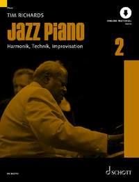 Jazz Piano 2 (German Edition)   Vol. 2
