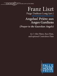 Liszt, F: Angelus! Priere aux Anges Gardiens