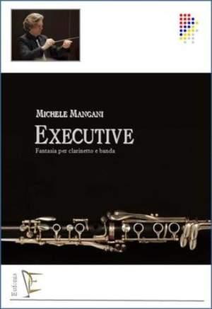 Michele Mangani: Executive Per Clarinetto e Banda Product Image