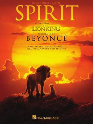 Timothy McKenzie_Ilya Salmanzadeh_Beyoncé Knowles: Spirit - from The Lion King