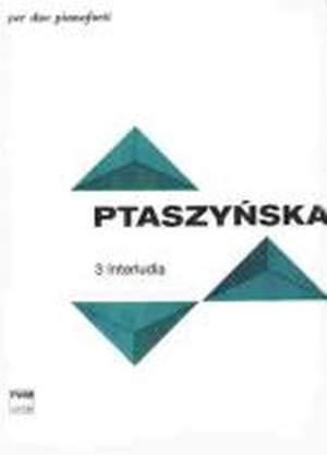 Marta Ptaszynska: 3 Interludes