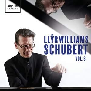Llŷr Williams: Schubert, Vol. 3 Product Image