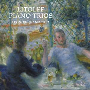 Litolff: Piano Trios Nos 1 & 2 Product Image