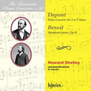 The Romantic Piano Concerto 80 - Dupont & Benoit Product Image