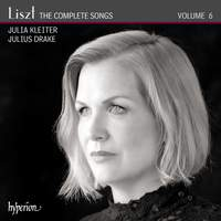Liszt: The Complete Songs, Vol. 6