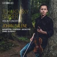 Tchaikovsky & Barber: Violin Concertos