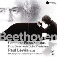 Beethoven: Complete Piano Sonatas, Concertos & Diabelli Variations