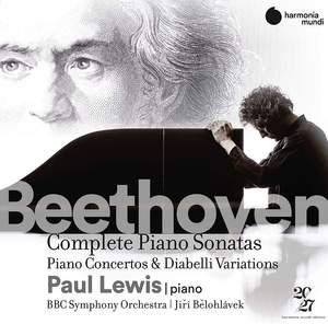 Beethoven: Complete Piano Sonatas, Concertos