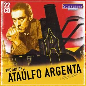 The Art of Ataúlfo Argenta