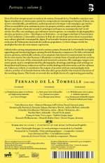 Fernand de La Tombelle: Musique De Chambre, Chorale et Symphonique Product Image