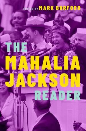 The Mahalia Jackson Reader Product Image