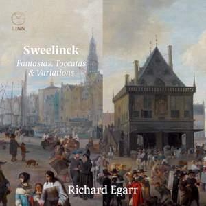 Sweelinck: Fantasias, Toccatas & Variations Product Image