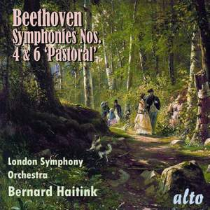Beethoven: Symphonies Nos. 4 & 6 'Pastoral' Product Image