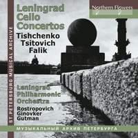 Leningrad Cello Concertos
