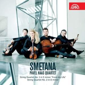 Smetana: String Quartets Nos 1 & 2 - Vinyl Edition