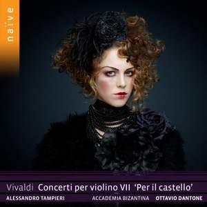 Vivaldi: Concerto per Violino VII 'Per il castello'