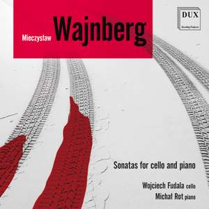 Weinberg: Sonatas For Cello and Piano Product Image