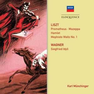 Liszt: Prometheus; Mephisto Waltz No. 1; Mazeppa; Hamlet