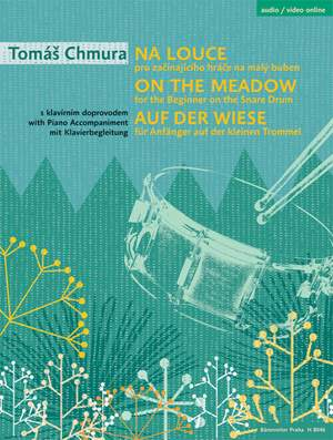 Chmura, Tomáš: On the Meadow for the Beginner on the Snare Drum
