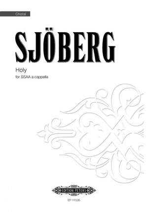 Mattias Sjöberg: Holy