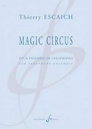 Thierry Escaich: Magic Circus
