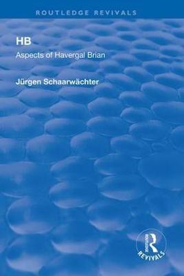 Aspects of Harvergal Brian