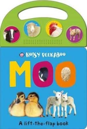 Moo: Noisy Peekaboo