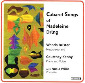 Cabaret Songs of Madeleine Dring Product Image