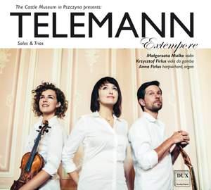 Telemann: Solos & Trios