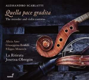 Alessandro Scarlatti: Quella pace gradita Product Image