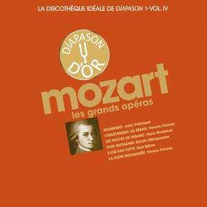 Mozart: Les grands opéras - La discothèque idéale de Diapason, Vol. 4 Product Image