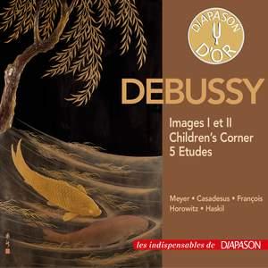 Debussy: Images I et II, Children's Corner & Etudes (Les indispensables de Diapason)