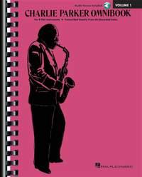 Charlie Parker Omnibook Volume 1 B Flat Instruments