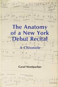 The Anatomy Of A New York Debut Recital
