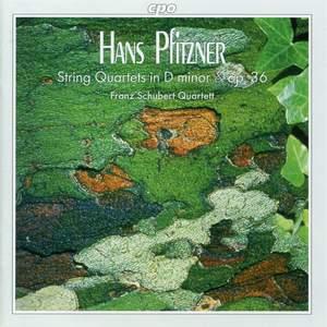 Pfitzner: String Quartets