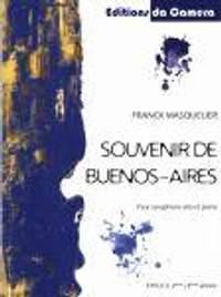 Franck Masquelier: Souvenir de Buenos Aires