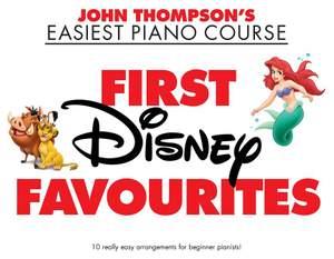 John Thompson: First Disney Favourites